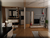 3d Visualisierung Interior
