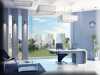 3d visualisierung Büro