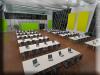 Architekturvisualisierung Messegelände