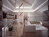 3D Architekturvisualisierung Luxussanierung
