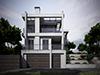 3D Visualisierung Tageslichtstudie