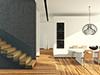 3d Esszimmervisualisierung Penthouse