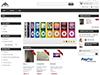 ecommerce Online shop modern art