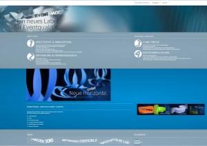 Eventmade.net WordPress Webgestaltung